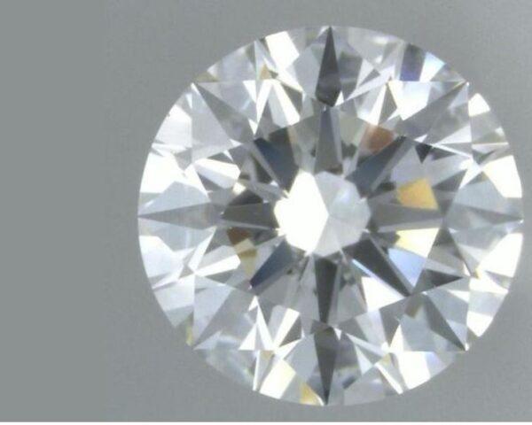 0.90 Carat Round Diamond